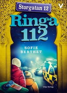 Storgatan 12 Ringa 112 (e-bok) av Sofie Berthet