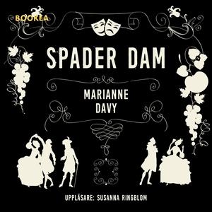 Spader dam (ljudbok) av Marianne Davy