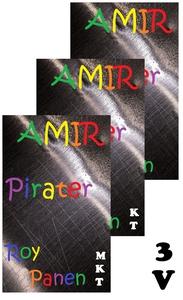 AMIR Pirater (3 versioner) (e-bok) av Roy Panen