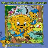 Nalle-Maja hjälper till i skogen