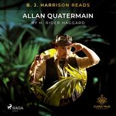 B. J. Harrison Reads Allan Quatermain