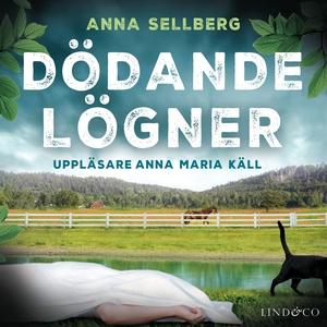 Dödande lögner (ljudbok) av Anna Sellberg