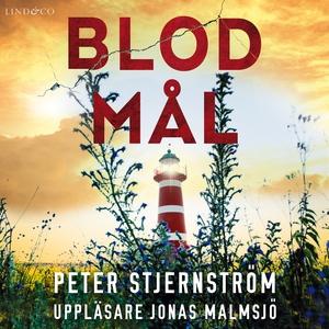 Blodmål (ljudbok) av Peter Stjernström