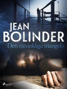 Den rätvinkliga triangeln (e-bok) av Jean Bolin