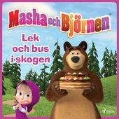 Masha och Björnen - Lek och bus i skogen