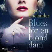 Blues för en blond dam