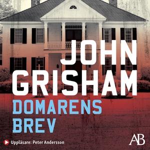 Domarens brev (ljudbok) av John Grisham