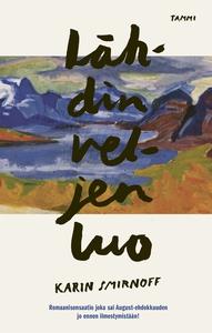 Lähdin veljen luo (e-bok) av Karin Smirnoff