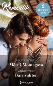 Möte i Montegova/Barnvakten (e-bok) av Maya Bla