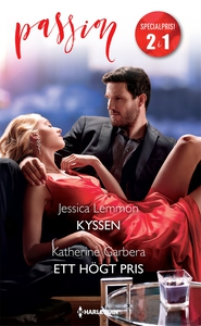 Kyssen/Ett högt pris (e-bok) av Katherine Garbe