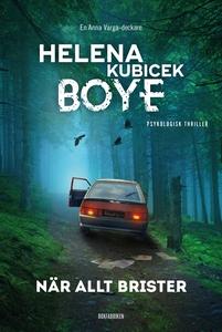 När allt brister (e-bok) av Helena Kubicek Boye