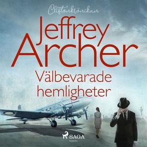 Välbevarade hemligheter (ljudbok) av Jeffrey Ar