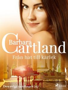 Från hat till kärlek (e-bok) av Barbara Cartlan