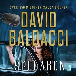 Spelaren (ljudbok) av David Baldacci