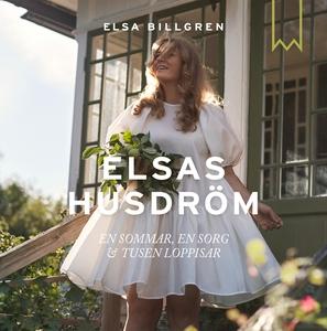 Elsas husdröm (ljudbok) av Elsa Billgren