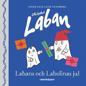Labans och Labolinas jul (ljudbok) av Inger San
