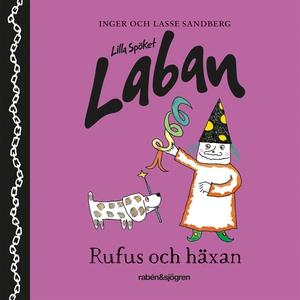 Lilla spöket Laban – Rufus och häxan (ljudbok)