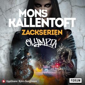 Olympia (ljudbok) av Mons Kallentoft