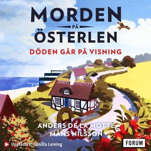 Döden går på visning (ljudbok) av Anders De la