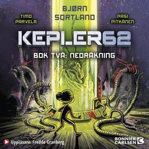 Kepler62: Nedräkning (ljudbok) av Timo Parvela,