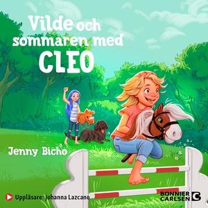Vilde och sommaren med Cleo (ljudbok) av Jenny