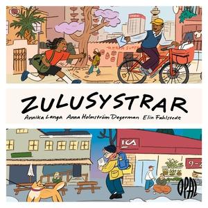 Zulusystrar (ljudbok) av Annika Langa, Anna Hol