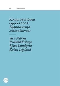 Konjunkturrådets rapport 2021: Digitalisering o