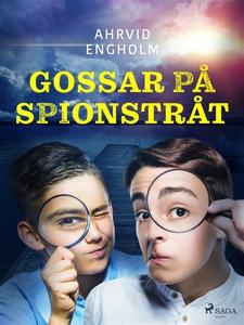 Gossar på spionstråt (e-bok) av Ahrvid Engholm