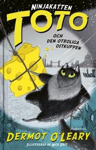 Ninjakatten Toto och den otroliga ostkuppen (e-