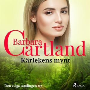Kärlekens mynt (ljudbok) av Barbara Cartland