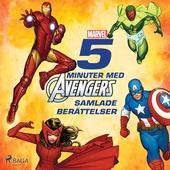 5 minuter med Avengers - Samlade berättelser