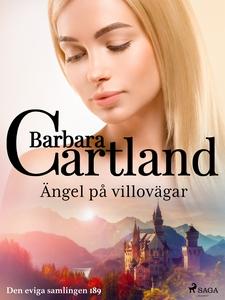 Ängel på villovägar (e-bok) av Barbara Cartland