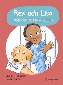Rex och Lisa och den hemliga koden (ljudbok) av