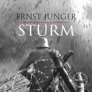 Sturm (ljudbok) av Ernst Jünger