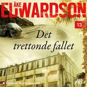 Det trettonde fallet (ljudbok) av Åke Edwardson