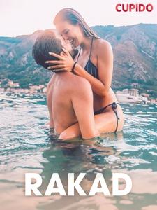 Rakad - erotiska noveller (e-bok) av Cupido