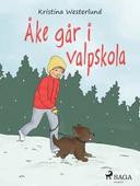 Åke går i valpskola