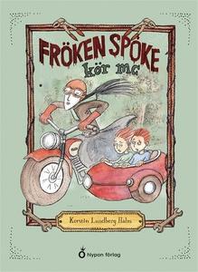 Fröken Spöke kör MC (ljudbok) av Kerstin Lundbe