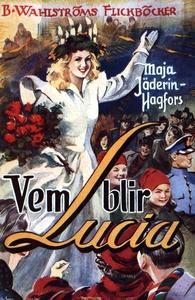 Vem blir Lucia? (e-bok) av Maja Jäderin-Hagfors