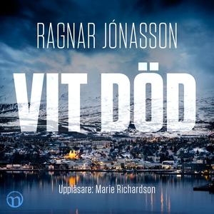 Vit död (ljudbok) av Ragnar Jónasson