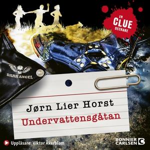 Undervattensgåtan. CLUE 3 (ljudbok) av Jørn Lie
