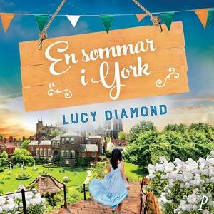 En sommar i York (ljudbok) av Lucy Diamond