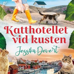 Katthotellet vid kusten (ljudbok) av Jessika De