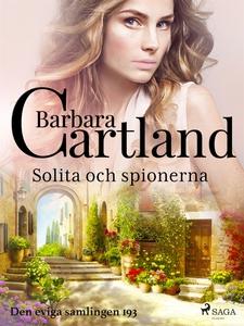 Solita och spionerna (e-bok) av Barbara Cartlan