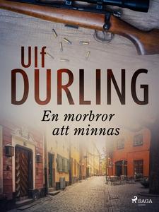 En morbror att minnas (e-bok) av Ulf Durling