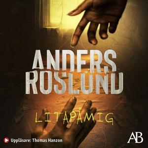 Litapåmig (ljudbok) av Anders Roslund