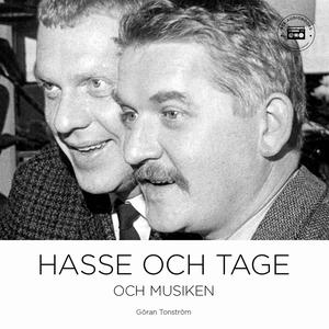 Hasse & Tage och musiken (ljudbok) av Göran Ton
