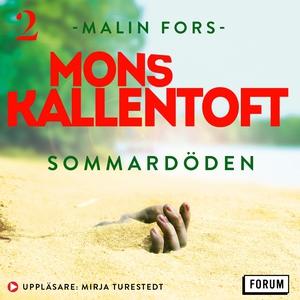 Sommardöden (ljudbok) av Mons Kallentoft