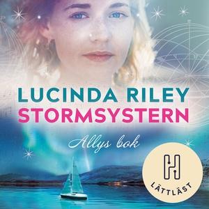 Stormsystern (lättläst) : Allys bok (ljudbok) a