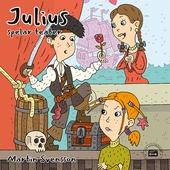 Julius spelar teater